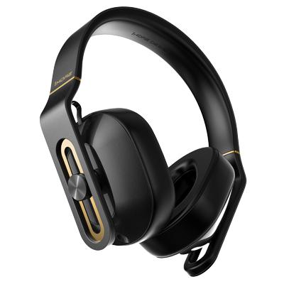 1MORE 万魔头戴式耳机(黑金色)