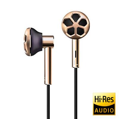 1MORE双单元耳塞式耳机