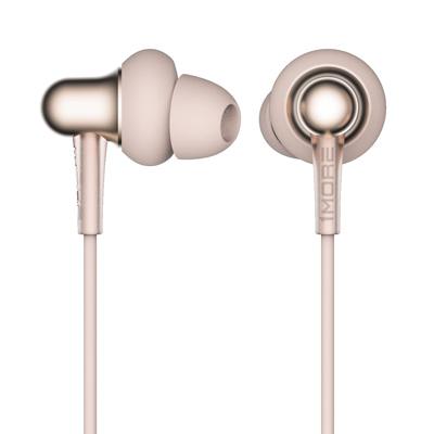 1MORE Stylish 双动圈入耳式耳机(金)