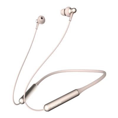 1MORE Stylish 双动圈颈挂式蓝牙耳机(金)